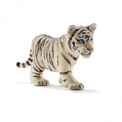 Schleich Zvířátko - mládě tygra bílého