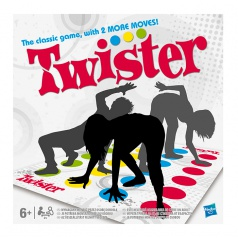Hasbro hra Twister 2