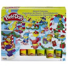 Hasbro Play-Doh Adventní kalendář