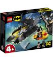 LEGO Super Heroes 76158 Pronásledování Tučňáka v Batmanově lodi