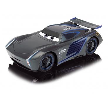 Dickie RC auto na ovládání Cars 3 Turbo Racer Jackson Storm 1:24, 17cm, 2 kan