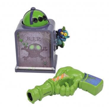 """Mac Toys Střel ducha elektronická laserová hra ve stylu hry """"Lovec duchů"""""""