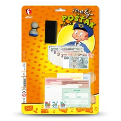 EFKO dětská hrací sada Malý pošťák