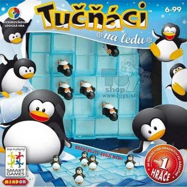 Mindok Smart - Tučňáci na ledu hra