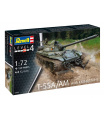 Revell Plastic ModelKit tank 03328 - T-55A/AM with KMT-6/EMT-5 (1:72)