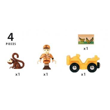 Brio 33865 Safari hrací sada
