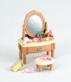 Sylvanian Families 5031 Nábytek - zrcadlový stolek se židličkou