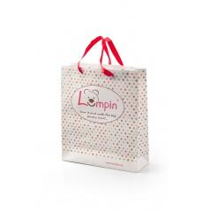 """Lumpin Papírová taška """"LUMPIN"""" - velká"""