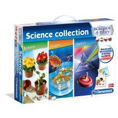 Clementoni Dětská laboratoř - Vědecká kolekce 3 v 1