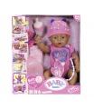 """Zapf Creation BABY born®, černoušek """"Soft touch"""", 43 cm"""