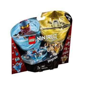 LEGO Ninjago 70663 Spinjitzu Nya a Wu
