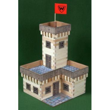 Walachia dřevěná stavebnice - Letohrad