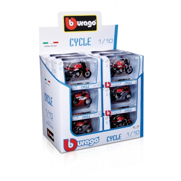 Bburago  model motorky MOTOCYCLE COLLECTIONE ASSORT 1:18