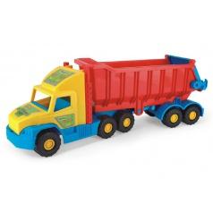 WADER Auto Super Truck sklápěč plast 75cm v síťce 12m+ Wader