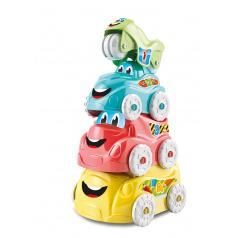 Clementoni Baby veselá autíčka