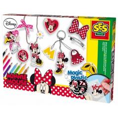 SES Magické smršťovací obrázky -  Minnie Mouse