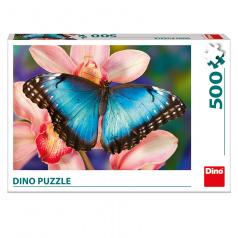 Dino MOTÝL 500 Puzzle