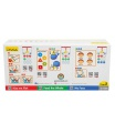 K´s Kids Sada 3 vývojových hraček, stupeň 2