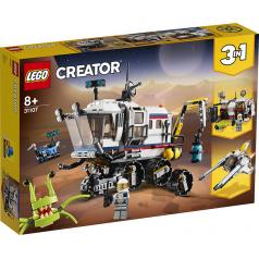 LEGO Creator 31107 Vesmírne prieskumné vozidlo