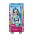Mattel Barbie CHELSEA MOŘSKÁ PANNA ASST