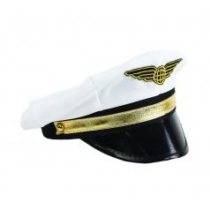 Karnevalová čepice pilot dospělá