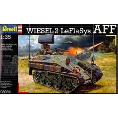 Revell Plastic ModelKit tank 03094 - Wiesel 2 LeFlaSys (AFF) (1:35)