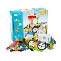Brio 34592 Builder - stavebnice s nahráváním zvuku
