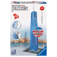 Ravensburger Trade Center 3D puzzle 216 dílků