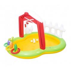 Bestway Nafukovací bazének Farma, stříkající, 1,72m x 1,47m x 1,02m