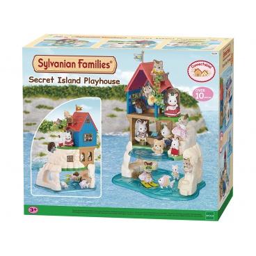 Sylvanian Families 5229 Zábavný hrací domeček u moře