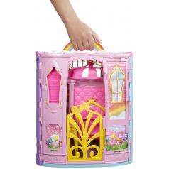 Mattel Barbie FTV98 DUHOVÝ ZÁMEK