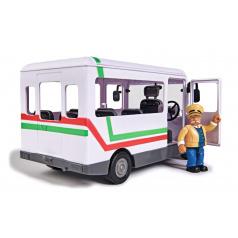 Simba Požiarnik Sam Trevorův autobus 21 cm