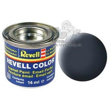 Revell emailová barva 32179 matná šedavě modrá