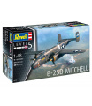 Revell Plastic ModelKit letadlo 04977 - B-25D Mitchell (1:48)