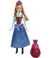 Mattel Matttel DIsney panenka Frozen Ledové Království ANNA BDK32