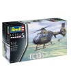 Revell Plastic ModelKit vrtulník 04982 - EC 135 Heeresflieger / German Army Aviation (1:32)