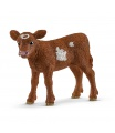 Schleich 13881 Zvířátko - texaské dlouhorohé tele