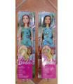Mattel Barbie MATTEL PANENKA BARBIE BARBIE V ŠATECH ASST T7439