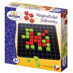 Detoa Magnetické piškvorky