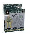 Mac Toys Combat Hero - voják s příslušenstvím