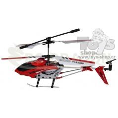 Fleg Vrtulník helikoptéra na dálkové ovládání 200mm 3,5 kanálový