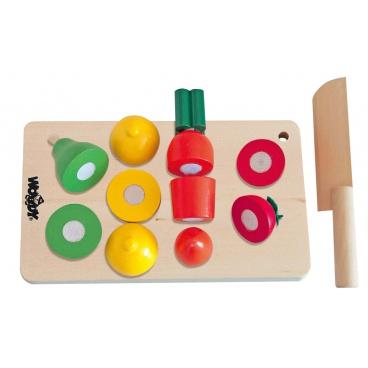 Woody Krájení na prnkénku - ovoce