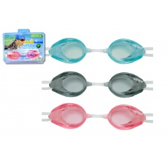 Teddies Plavecké brýle asst 3 druhy na kartě 8+