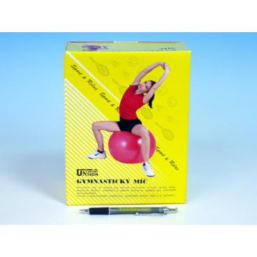 UNISON Gymnastický míč relaxační 55cm v krabici