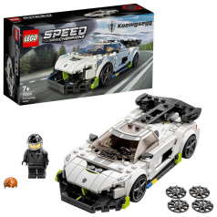 LEGO Koenigsegg Jesko