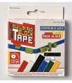 Lepící páska na stavebnice typu Lego - černá