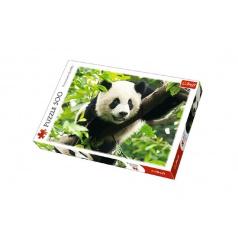 Trefl Puzzle Panda 500 dielikov 48x34cm v krabici