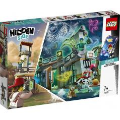 LEGO Hidden Side 70435 Opustená väznica v Newbury