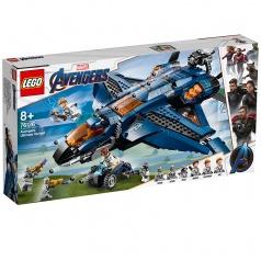 LEGO Super Heroes 76126 Úžasný tryskáč Avengerov