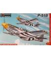 Kovozávody Prostějov P-51B model letadla 1:72
